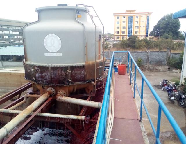 Xử lý nước thải dệt nhuộm tại Long An