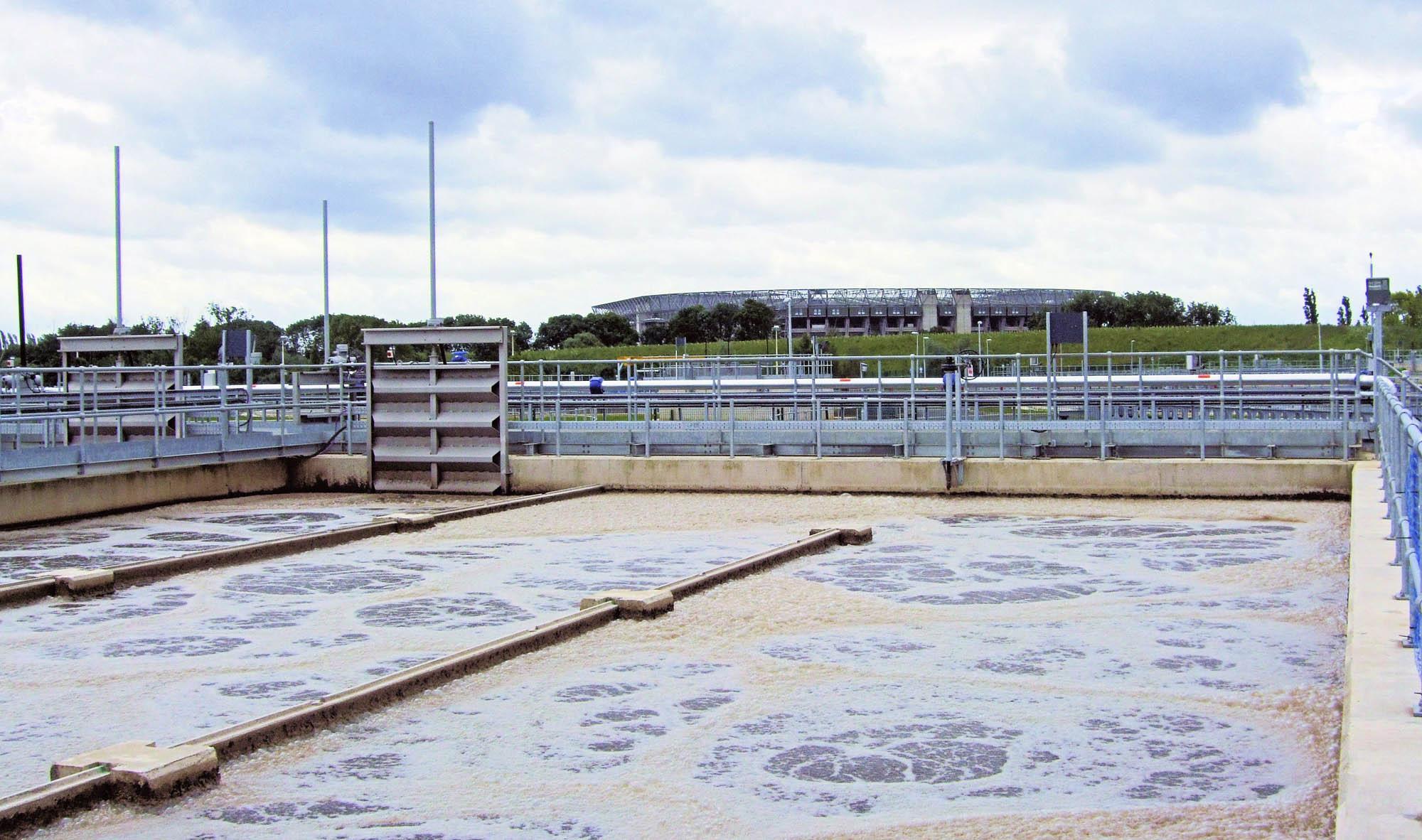 Xử lý nước thải mực in tại Củ Chi