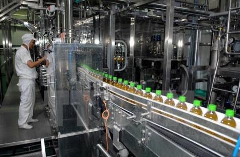 Xử lý nước thải nhà máy bia tại Thuận Giao