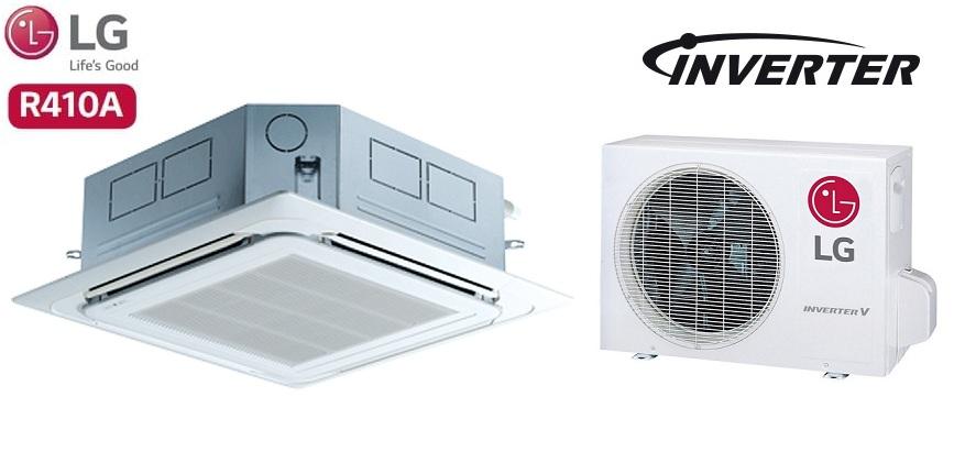 Dịch vụ lắp đặt máy lạnh âm trần LG Inverter ATNQ18GPLE6 công suất 2.5HP
