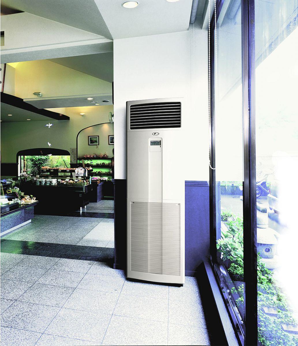 Điều hòa tủ đứng Daikin Inverter – Lắp đặt chất lượng cao