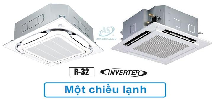 Lắp đặt điều hòa âm trần Daikin Inverter – Làm lạnh nhanh, dễ chịu, tiết kiệm điện