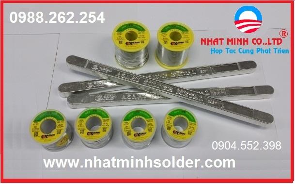 cuộn thiếc hàn Asahi - SCS7 (99.3Sn/Cu0.7) - 1.0mm