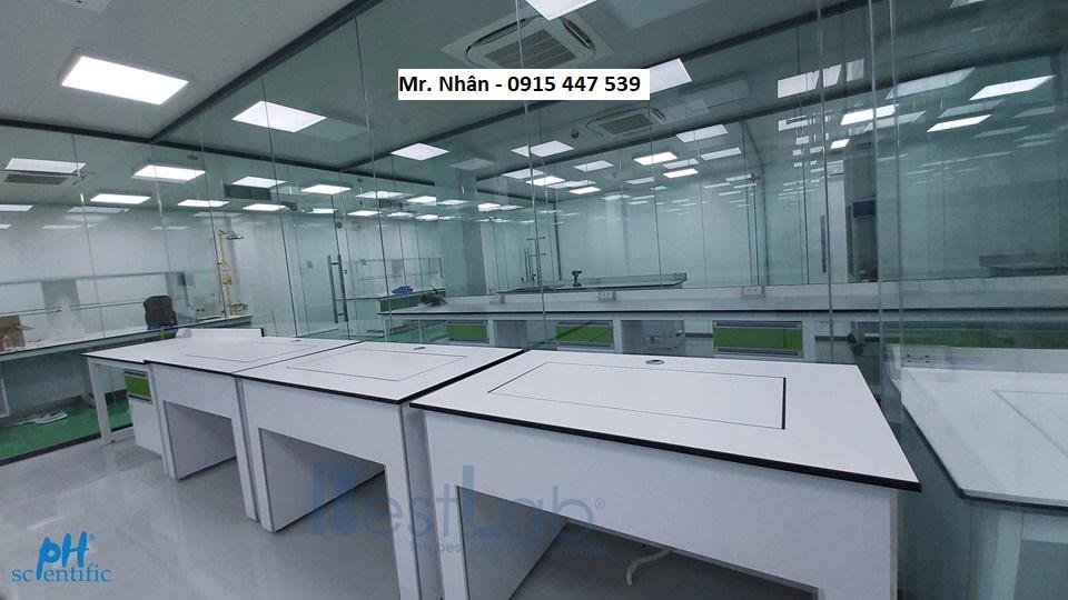 Nội thất phòng thí nghiệm Lab. Furniture - thiết kế lắp đặt