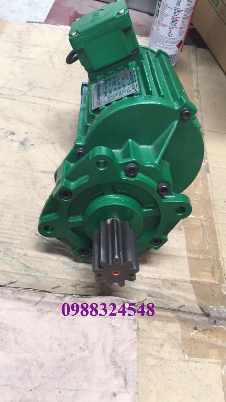 Motor dầm biên ITS L-050, công suất 0.3kw x6P, tích hợp khởi động mềm