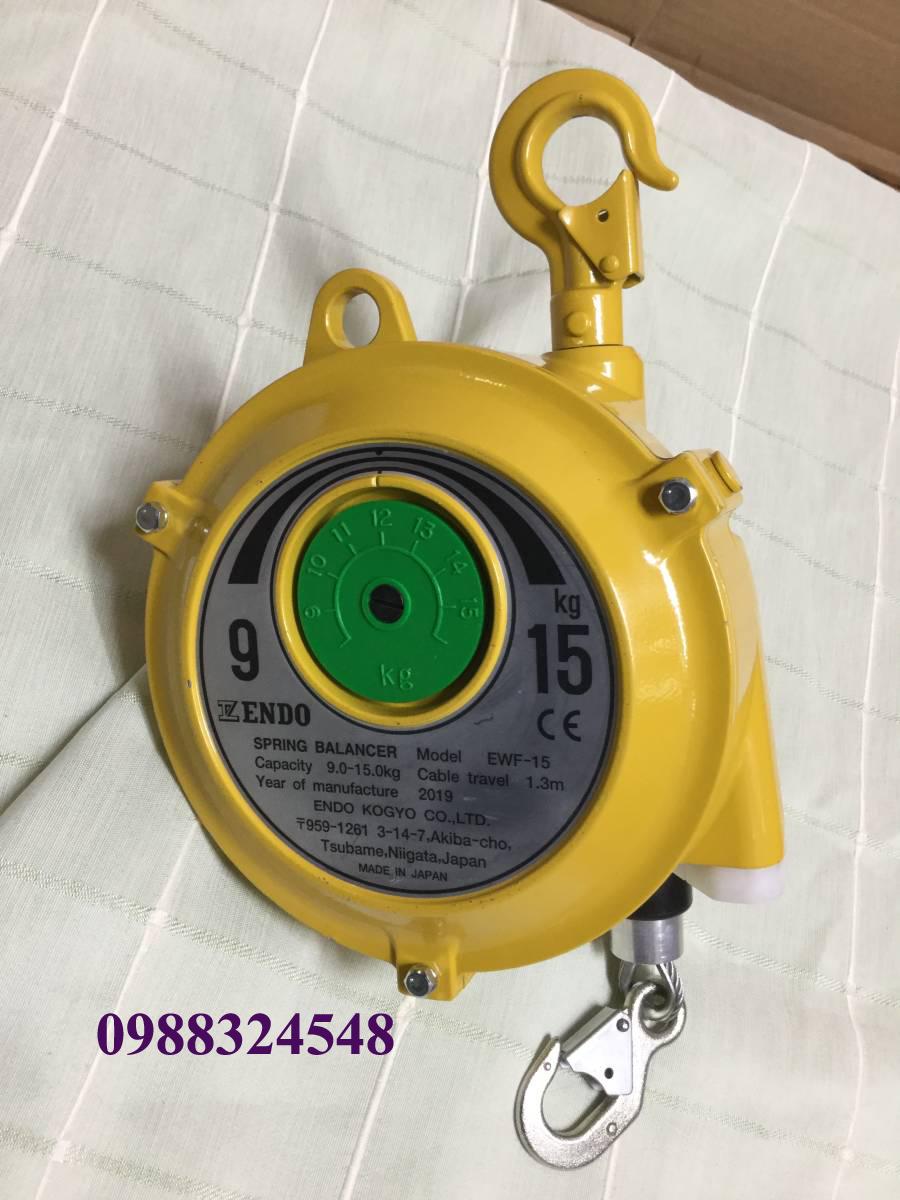 Pa lăng cân bằng Endo EWF-15, tải trọng: 9-15kg