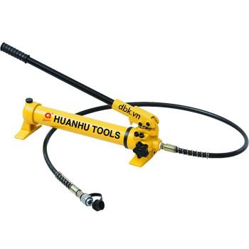 Bơm tay thủy lực 1 chiều 0.7 lít dầu TLP HHB-700