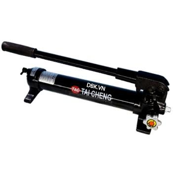 Bơm tay thủy lực 1 chiều 2.1 lít TAC CP-700-2A