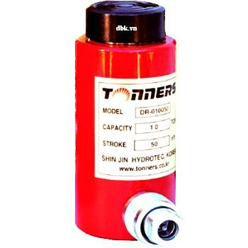 Kích thủy lực 10 tấn, 100mm TONNERS DR-10100