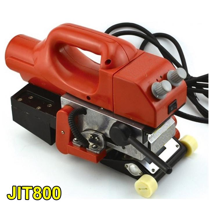 Máy hàn bạt HDPE ao nuôi tôm JIT800