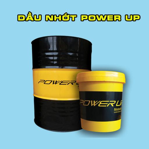 Dầu nhớt Power Up nhập khẩu Malaysia.Tìm đại lý, nhà phân phối dầu nhớt trên toàn quốc