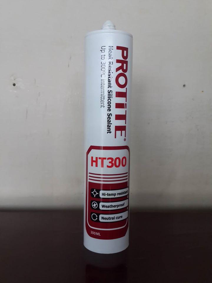 Keo Silicone chịu nhiệt Protite HT300