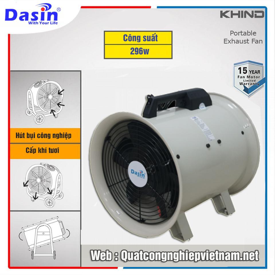 Bán quạt hút công nghiệp Dasin kin 300 giá rẻ