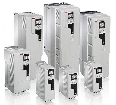 ACS580 dòng biến tần thay thế cho ACS550