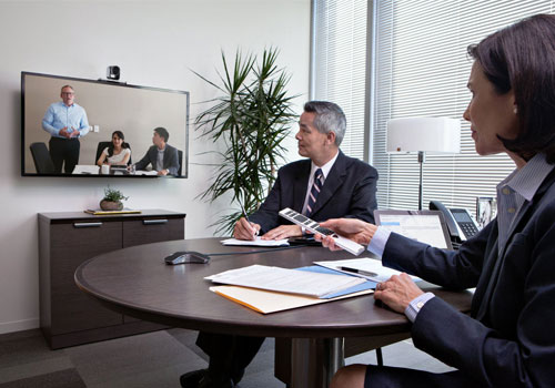 Polycom Group 310 - thiết bị tối ưu cho phòng họp nhỏ