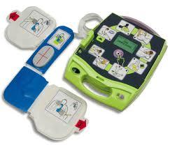 Máy sốc tim AED Plus