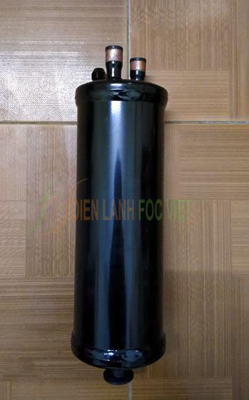 Bình tách dầu – Vật tư hệ thống lạnh