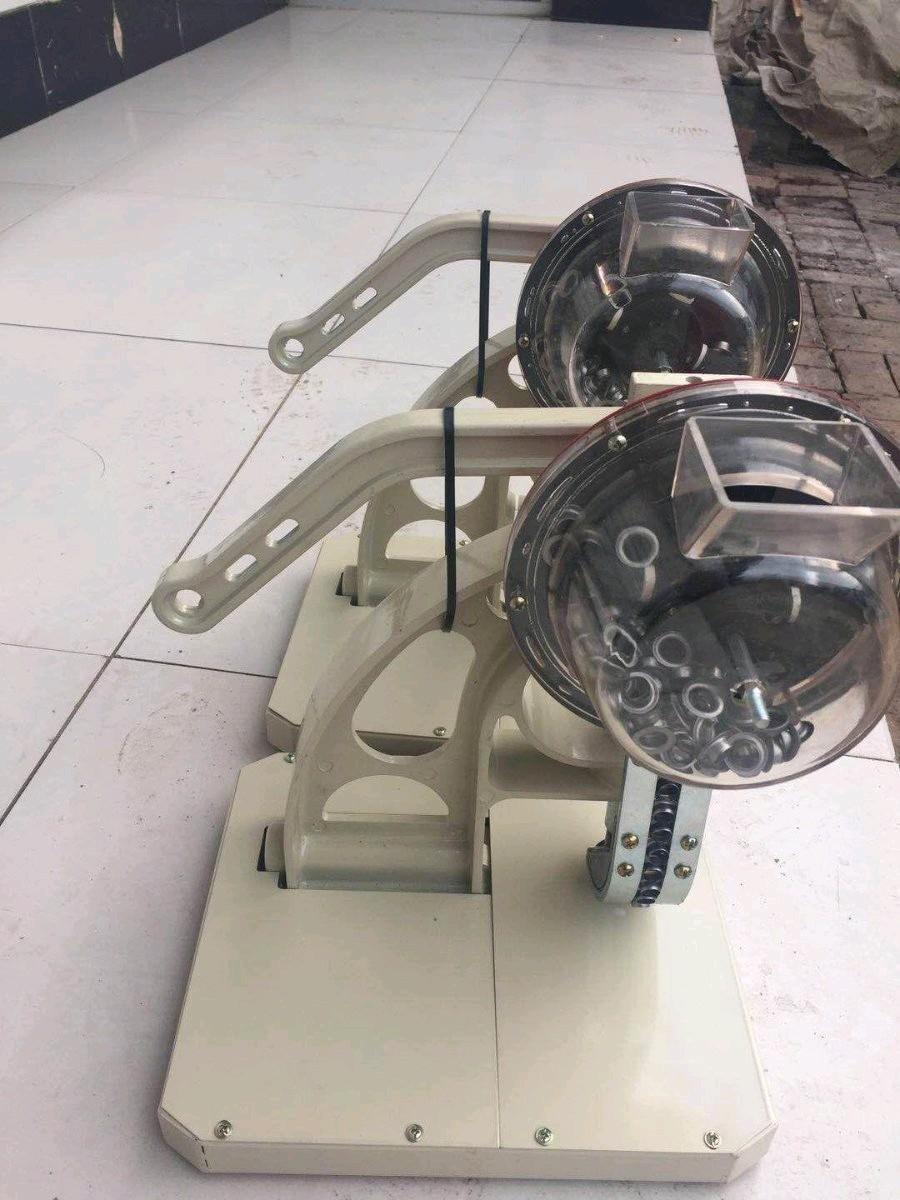 Máy đóng khoen bạt, Máy dập khoen, máy đóng khuy bạt BSR-SONGSONG002 Loại bán tự động 0962537439 - BSR-SONGSONG002