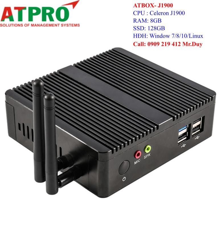 Máy tính công nghiệp ATBOX-J1900