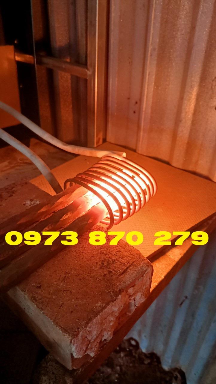 lò nung sắt mỹ thuật cao tần 40kva