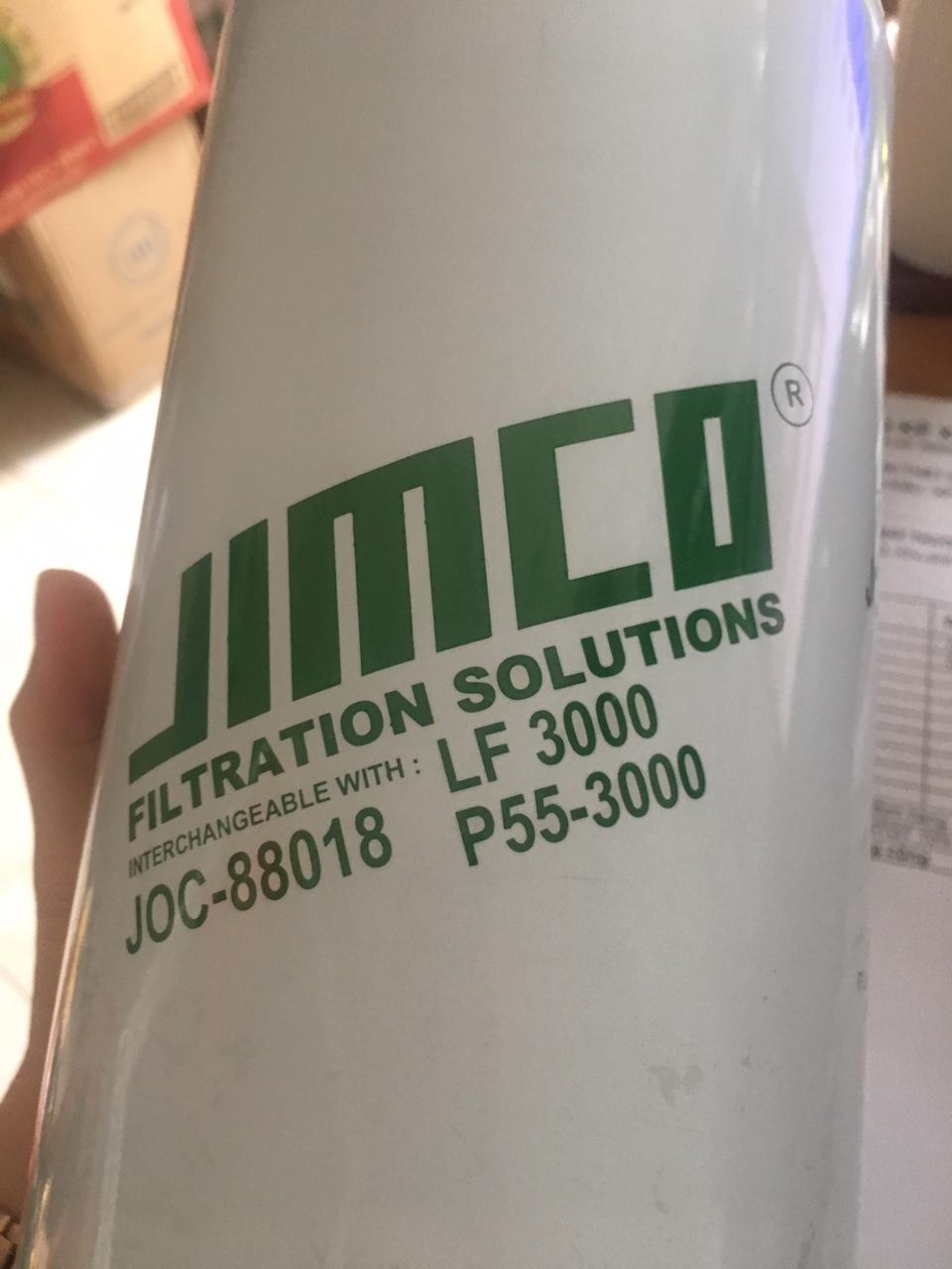 Lọc dầu nhớt P553000 JOC88018 lf3000