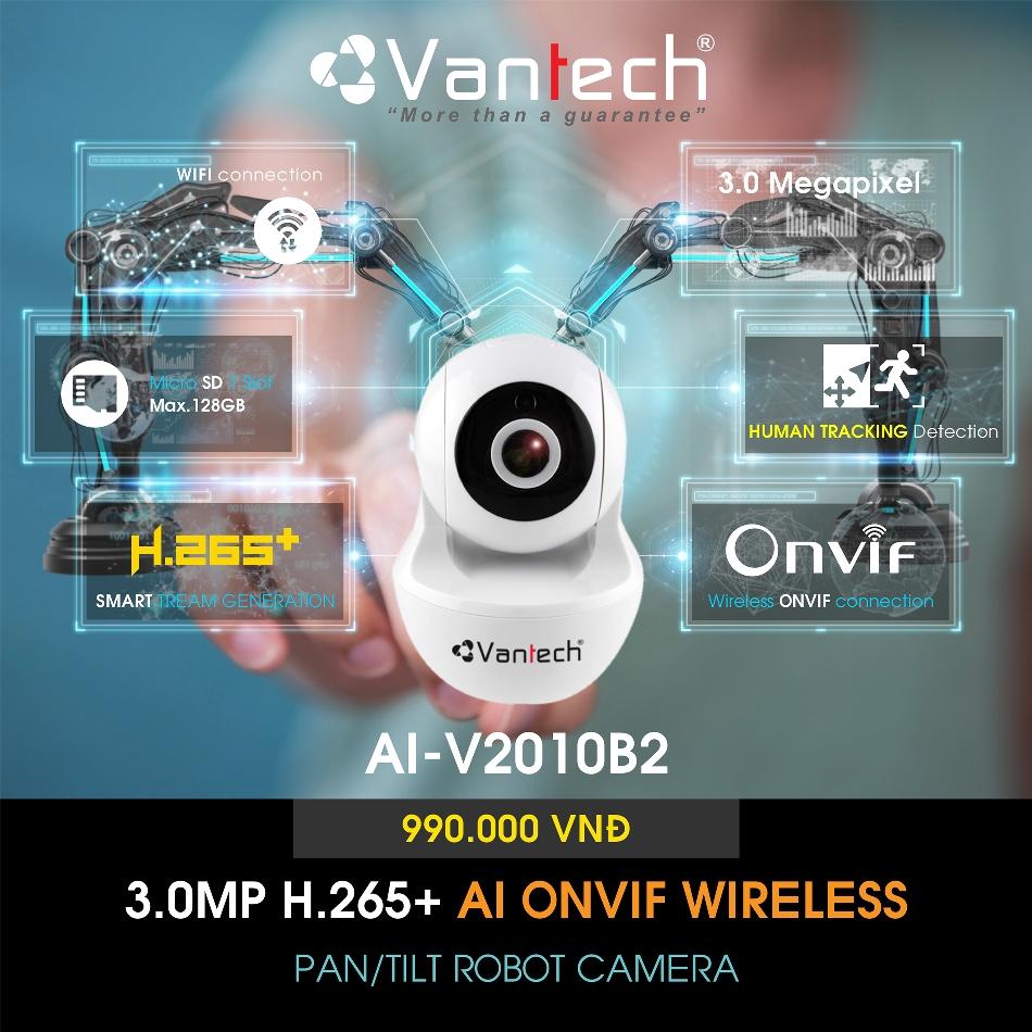 Vantech Camera AI-V2010B2