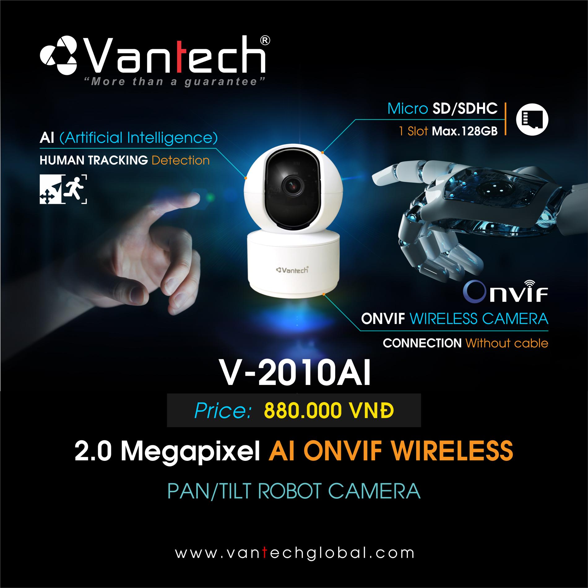 Vantech Camera V-2010AI