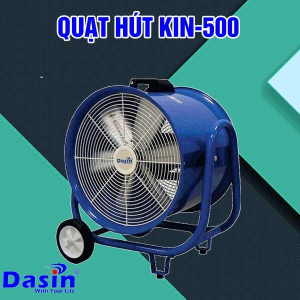 Bán quạt hút công nghiệp kin-500, hút các loại khói bụi công nghiệp