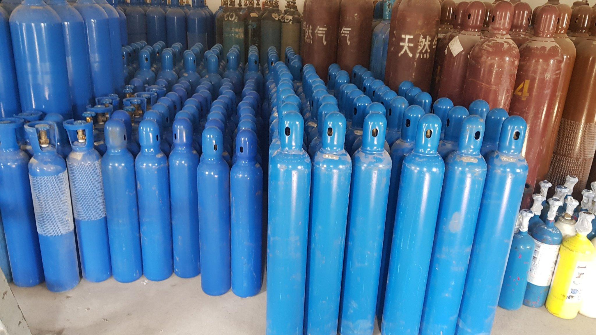Mua bán khí nito tinh khiết giá rẻ tại tphcm