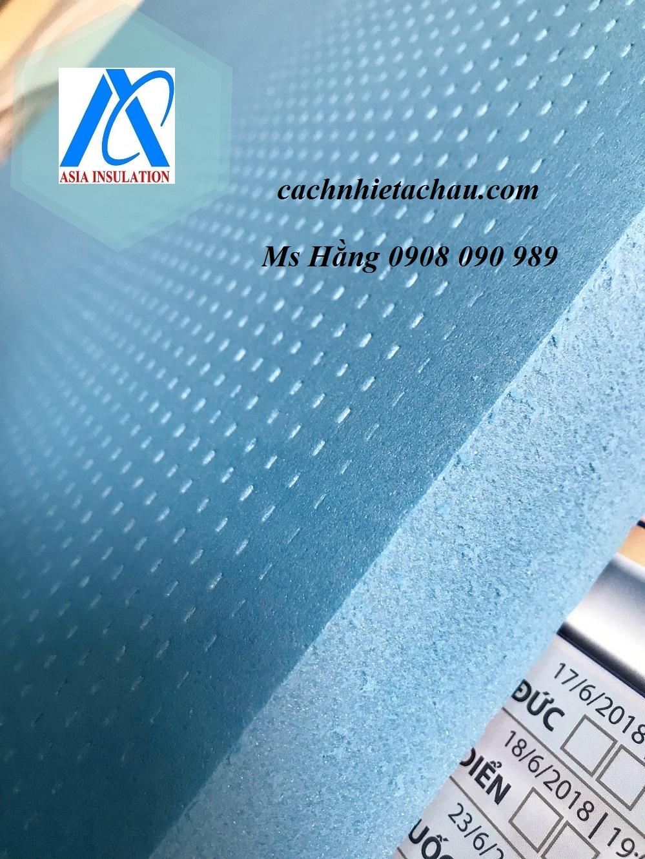 Tấm xốp tiêu âm XPS FOAM,cách âm, cách nhiệt mái nhà xưởng,nâng đỡ sàn bê tông