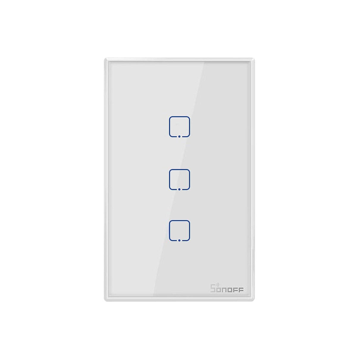 Công tắc thông minh wifi Sonoff T2 US