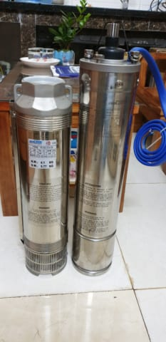 Bơm giếng khoan 0,75kw- 22kw