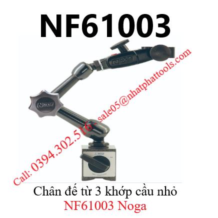 Chân đế từ 3 khớp cầu nhỏ NF61003 - NF61003 Noga