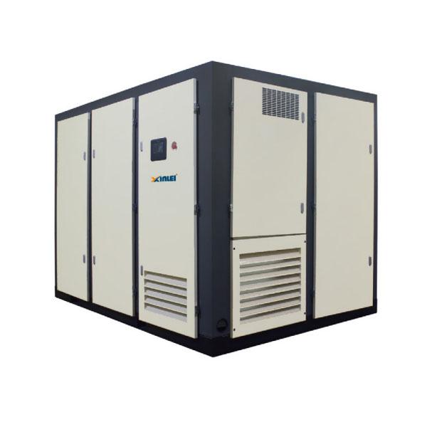Máy nén khí trục vít công suất 100HP/75kW