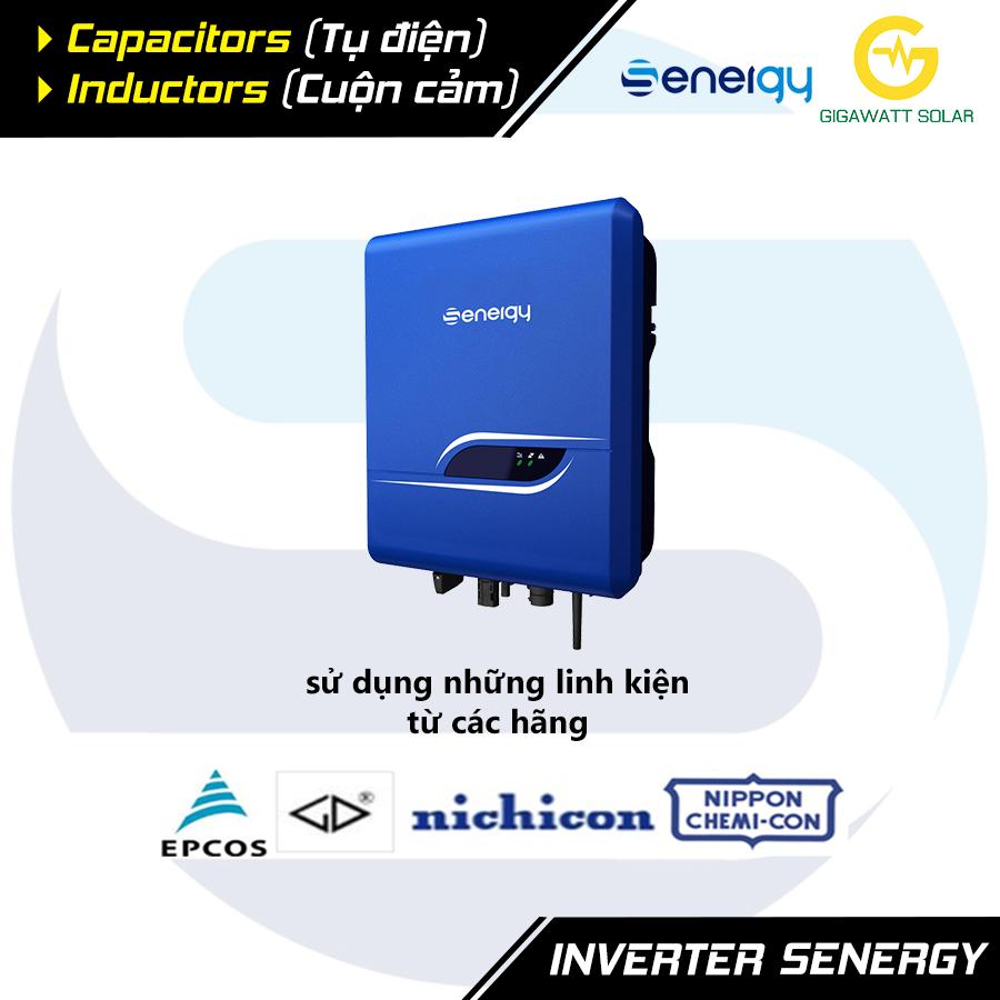 Inverter hòa lưới 3kW SENERGY SE 3KTL-S1