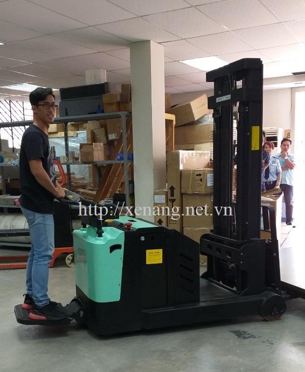 Xe nâng điện SCB1200-30 OPK -0969735088