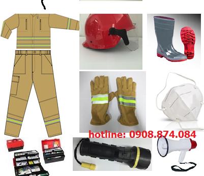 quần áo trang phục phòng cháy chữa cháy và cứu nạn cứu hộ