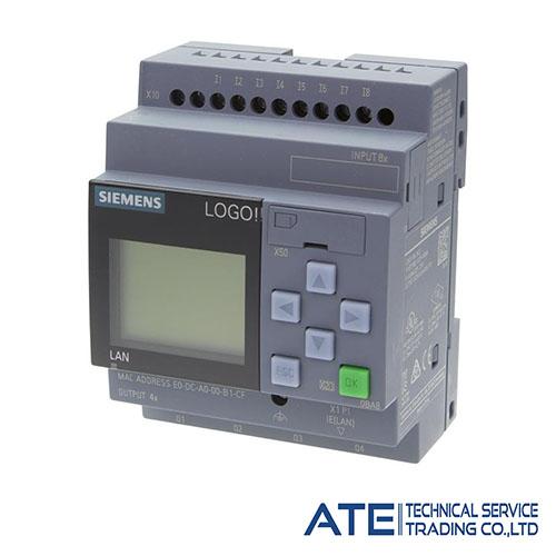 Bộ Lập Trình Siemens LOGO! 12/24 RCE