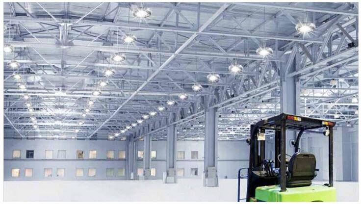 Đèn phòng sạch lắp nổi 63W LED70 NW L120 PSU CR488C Philips