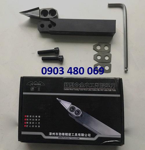 Dao tiện gỗ hợp kim mũi nhỏ CNC Fuwang tools