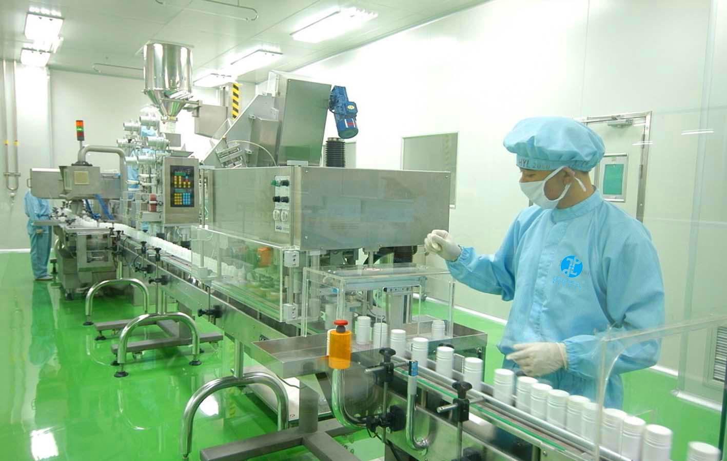 Nhà máy Lifegift nhận gia công thực phẩm chức năng