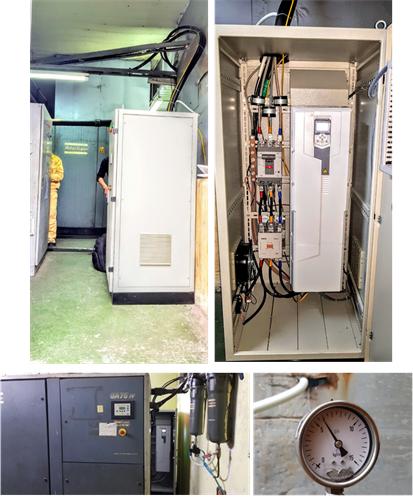biến tần chuyên dùng cho nước, nước thải ACQ580
