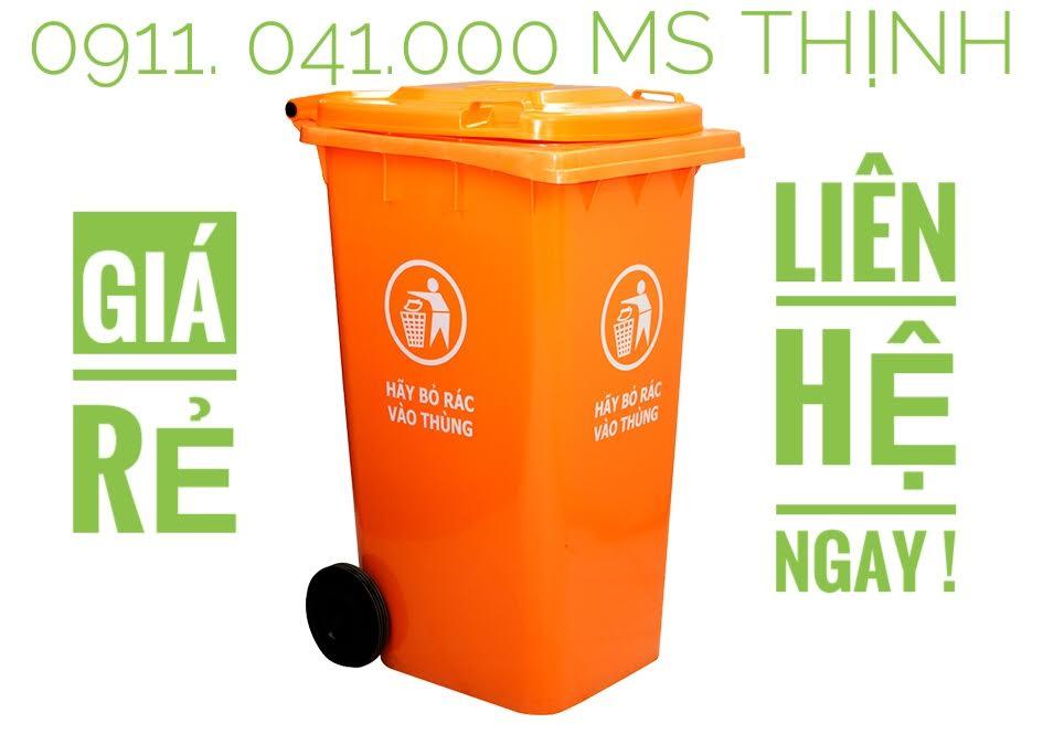 Buôn bán sỉ lẻ Thùng rác 120 lit, 240 lit, 660 lit