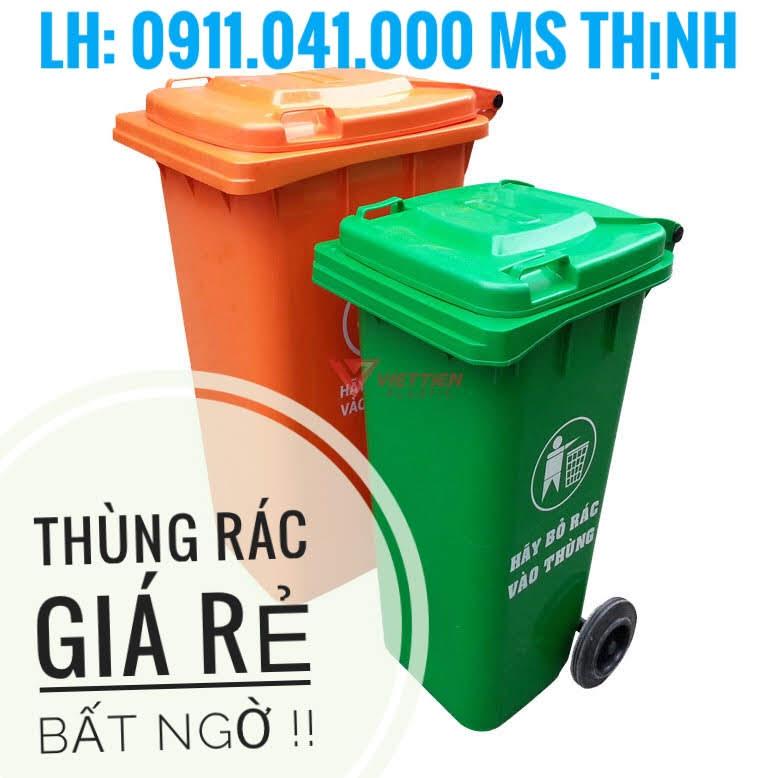 Cung cấp Thùng rác nhựa các loại