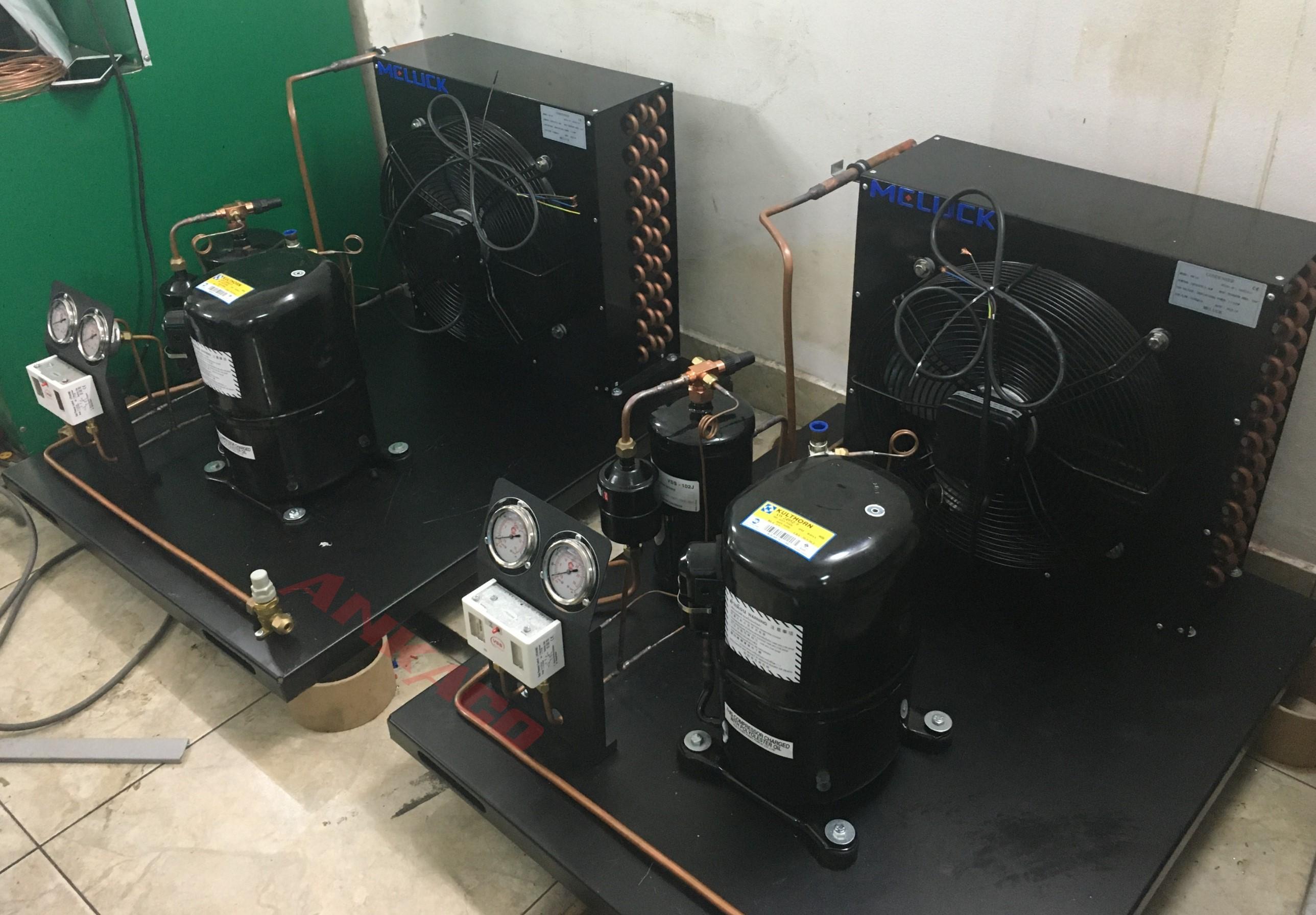Địa chỉ uy tín cung cấp cụm máy nén dàn ngưng Kulthorn CAW 4524GB tại HCM