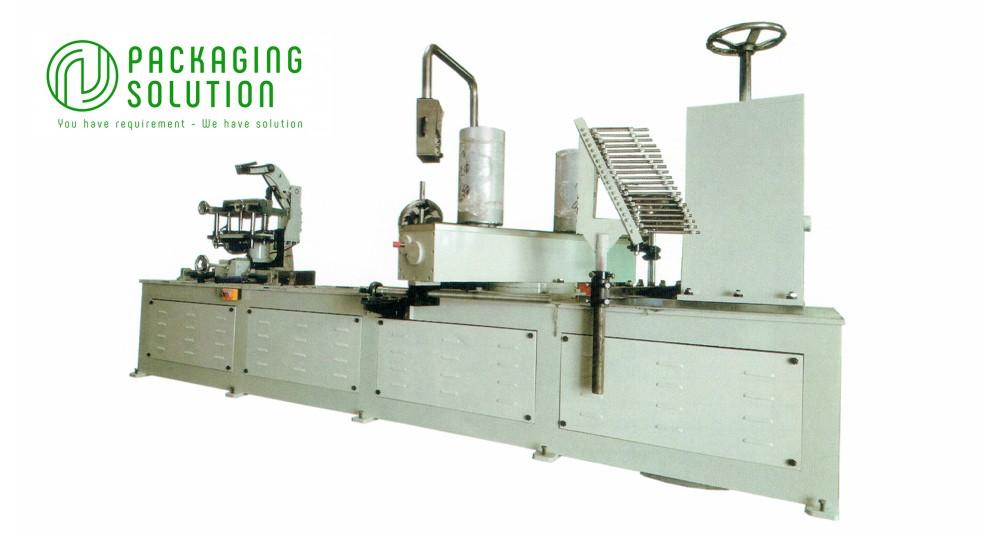 Máy cuốn ống giấy 2 đầu tiêu chuẩn - ZG-200-2