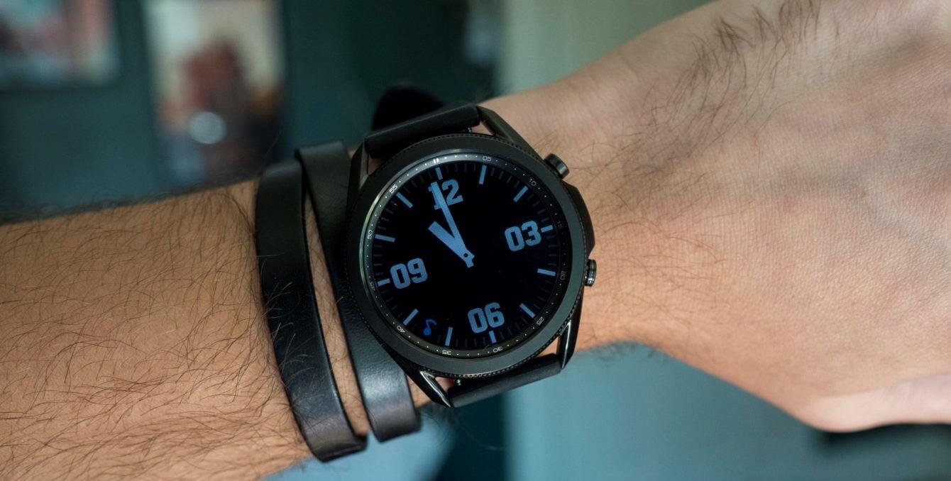 Đồng hồ galaxy watch 3
