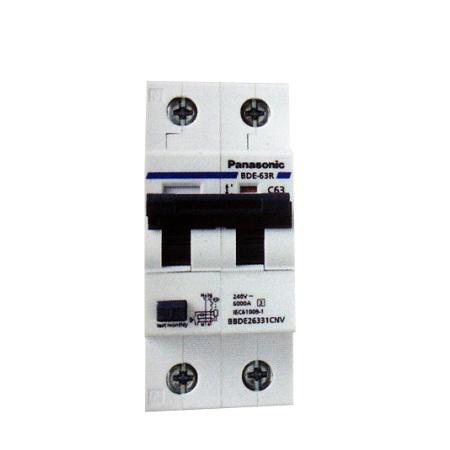 CB chống giật Panasonic BBDE24031CNV 2P, 40A, 6kA