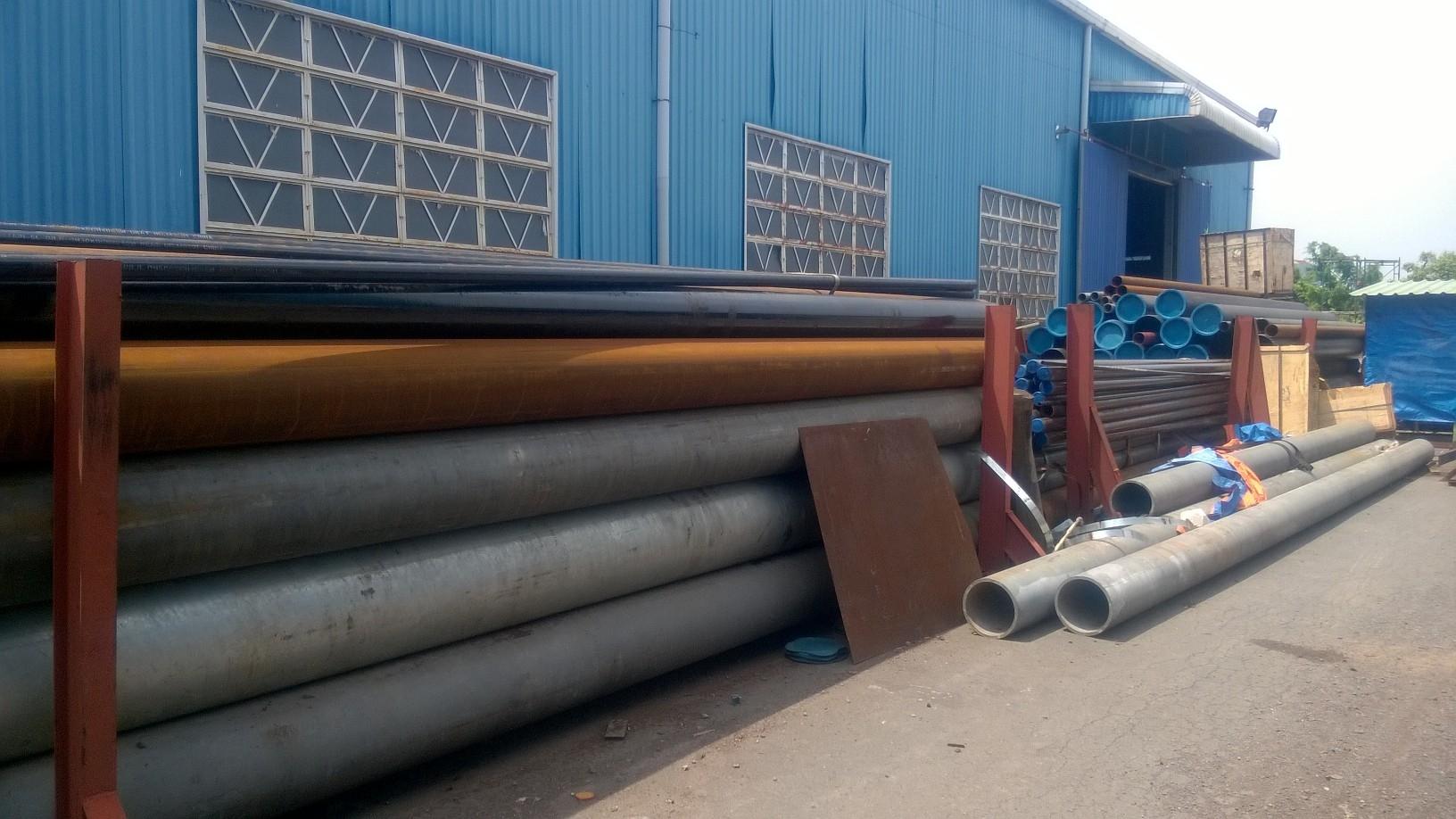 Ống thép đúc ASTM; A106 ; APL 5L, Gr.B  SCH 40- 80 - 160