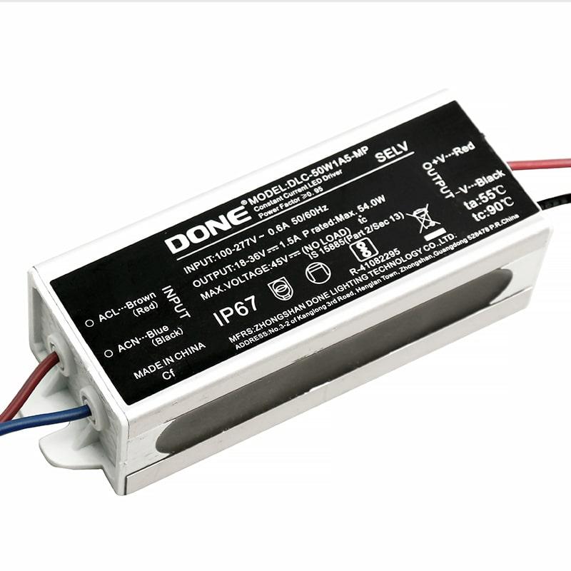 Nguồn led Done DLC-50W1A5-MP
